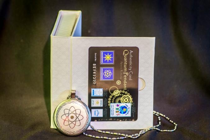 Магнитен медальон